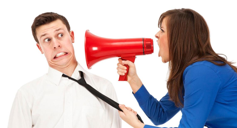 10 چیزی که زن ها در مورد مردها تنفر دارند