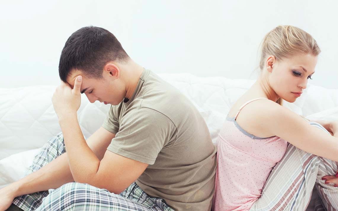 زنانی که باعث کاهش میل جنسی شوهرشان میشوند