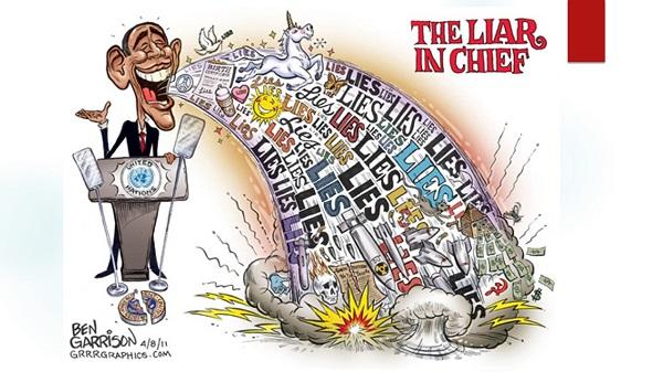 دروغگویی در سیاستمدارها